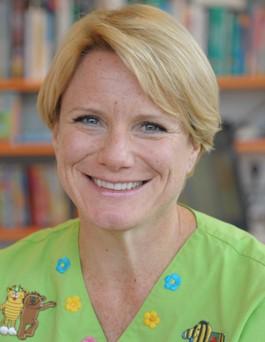 Dr. Barbara Bednar, Kinderärztin