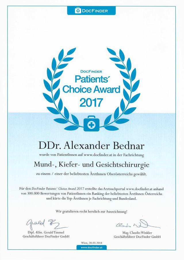 Docfinder Zertifikat